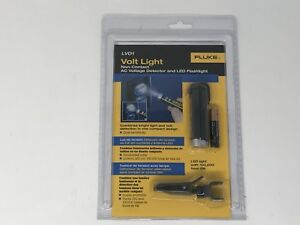 Fluke Lvd1a Volt Light With Color Responsive Ac Non contact Voltage Detector New
