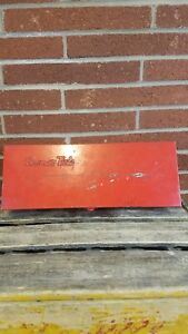 Vtg Snap On Toolbox Kra104 Snapon Snap On