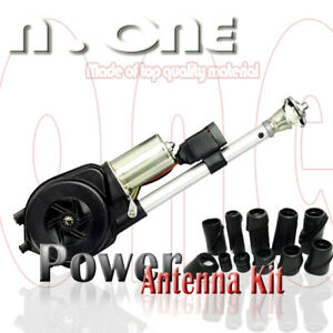 Am Fm Radio Power Antenna Replacement Motor Cable Full Set Q45 97 01