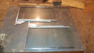 1964 1965 Ford Falcon Comet Convertible Coupe Door Window Glass Free U S Ship