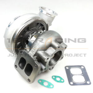 Universal Gt4294 Comp A r 0 60 Turbine A r 1 05 1000 hp T4 6 Bolt Turbocharger