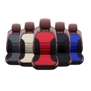 Universal Car Front Rear Seat Cover Breathable Pad Mat For Auto Chair Cushion