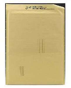 14 1 2 X 19 inch Bubble Padded Envelope Pack Of 25