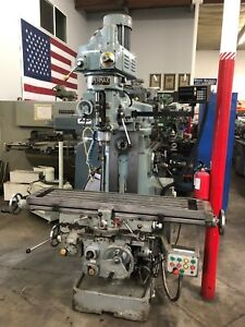 Supermax Yc2gus Series Ii Universal Horizontal Vertical Mill 11 X 51 Table