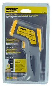 Infrared Thermometer Gun grip Style