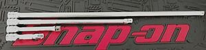 Snap On Tools 3 8 Drive 4 Pc Extension Set 3 4 11 18