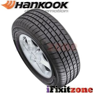 1 Hankook H725a Optimo P225 50r17 93s All Season High Performance Tires