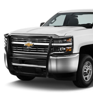 1 5 Od Mild Steel Front Bumper Brush Guard Frame For 2011 2014 Chevy Silverado