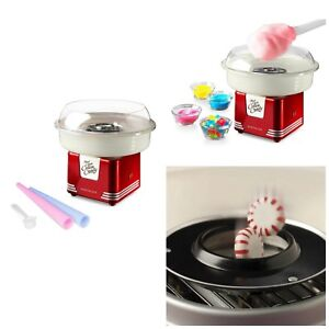 Electric Commercial Cotton Candy Machine Maker Tabletop Concession Machines New