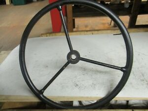 Case Tractor Steering Wheel For Case Combine Part A7668