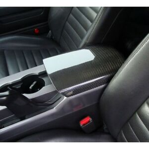 2005 2009 Ford Mustang Carbon Fiber Lg38 Arm Rest Cover Usa Made Christmas Sale