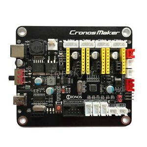 Grbl Laser Controller Board 3axis Stepper Motor Usb Driver Board 1 8 lcd Screen