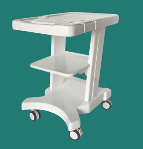 Mobile Trolley Cart For Portable Ultrasound Imaging Scanner System Holder Device