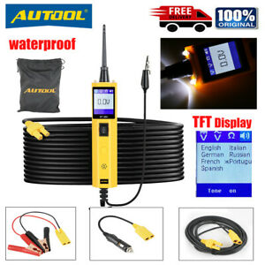 Autool Bt260 Automotive Battery Circuit Battery Tester Electrical System Diagnos
