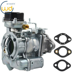 Carburetor Fit Ford Yf Carter 240 250 300 6 Cylinder Cil 1975 82 D5tz9510ag