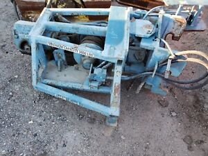 Gradall Reach Lift Winch Attachment Excellent Condition Shipping Available