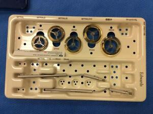 Edwards Mitral Pericardial Valve Sizer Tray 91gs