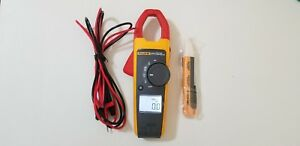 Lightly Used Fluke 373 True Rms Ac dc Clamp Meter More Nice Tp 224169