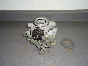Reman Holley 1946 1 Barrel Carburetor 9771 1982 1983 Ford Mercury Mustang 3 3l