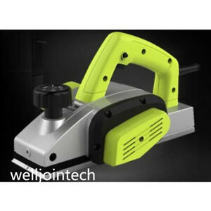 Handheld Electric Wood Planer 1020w Powerful Woodworking Power Tools 220v