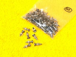 new Lot Of 82 Hilti X cr 16p8 Stainless Steel 5 8 Pins 247356 Fastener