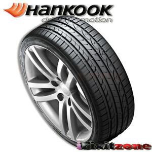 1 Hankook H452 Ventus S1 Noble2 215 45r17 91w All Season Performance Tires