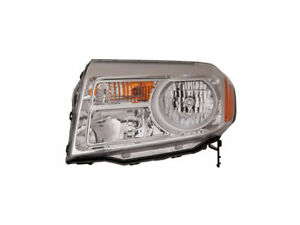 Left Driver Side Headlight Assembly For 2012 2015 Honda Pilot 2013 2014 Z654rg