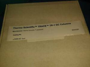 Thermo Trace Tr 1 Gc Column