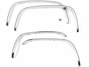 Stainless Steel Fender Trim For 2007 2014 Chevy Silverado 2500 Hd 2008 P854hd