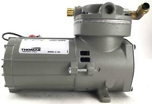 Thomas 415cdc30 12 Piston Air Compressor Pump 1 10hp 12v Dc 11a 14094