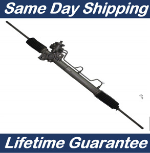 Complete Power Steering Rack And Pinion Assembly Fits 20102015 Camaro 3 6l