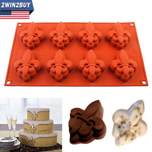 Silicone Sphere Ice Cube Ball Mold Tray Round Chocolate Maker Whiskey Cocktails