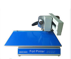 3025 Digital Printer Foil Printer For Book Cover Menu Calendar Nonw
