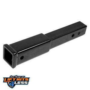 Rugged Ridge 11580 50 2 Trailer Hitch Extension Receiver All Non Spec Vehicle