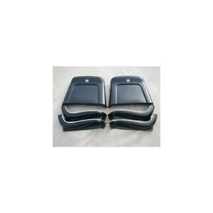 1969 1972 Chevelle Bucket Seat Back And Bottom Set 50 207582 1