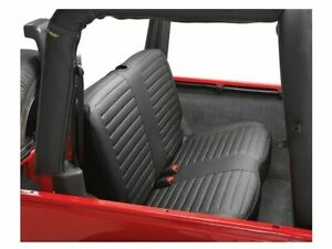 Rear Seat Cover For 1997 2002 Jeep Wrangler 1999 2000 1998 2001 T851pj