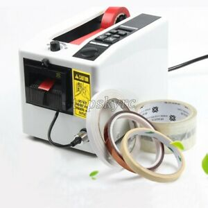 18w Automatic Tape Dispenser Electric Adhesive Tape Cutter Machine 20 999mm Sztz