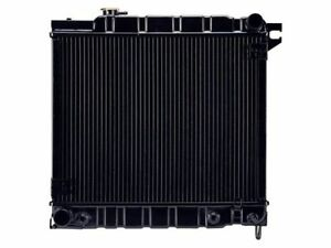 Radiator For 1989 1993 Ford Thunderbird 3 8l V6 Supercharged 1991 1990 S175ty