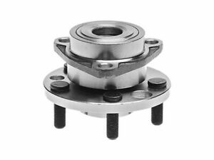 Front Wheel Hub Assembly For 1984 2005 Chevy Cavalier 2003 2000 2004 2002 Q518sf