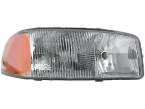 Right Headlight Assembly For 2001 2006 Gmc Sierra 2500 Hd 2004 2002 2003 Q776bp