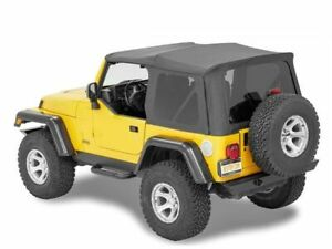 Soft Top For 1997 2006 Jeep Wrangler 2000 1998 1999 2001 2002 2003 2004 Y749xt