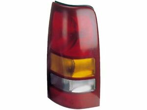 Left Tail Light Assembly For 1999 2000 Chevy Silverado 1500 P336zs