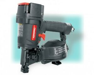 Aeropro Professional Heavy Duty Coil Nailer Cn45ra Roofing 1 3 4 80 120 Psi