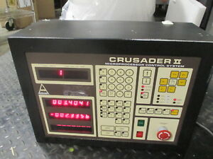 Anilam Crusader Ii Control Panel 154 002 Tested Powers Up