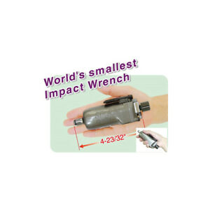 1 4 Drive Baby Butterfly Impact Gun Tiny Impact Wrench Air Tool Pneumatic