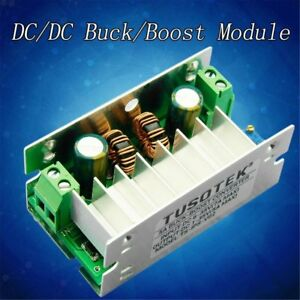 Dc dc Current Step up down Converter Power Voltage Regulator 6 35v To 1 35v 5a