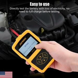 Bt 360 Automotive Load Battery System Tester Digital Analyzer Cell Test Tool