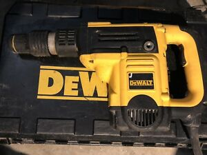 Dewalt D25501 1 9 16 inch Sds Max Combination Hammer Kit