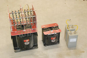 High Voltage Power Supply Peter Dahl Transformer Choke Capacitors 5kw Fm