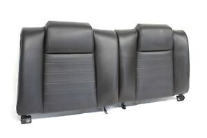 2006 Ford Mustang 5th Coupe 114 Gt Rear Seat Upper Backrest Aberdeen Leather